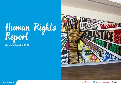 De Volksbank Human Rights Report